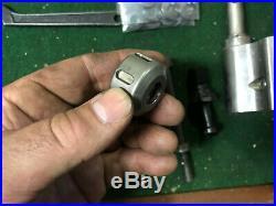 MACHINIST LATHE MILL Lyndex BT40 SPINDLE SPEEDER B40HS-0016 BT 40 X ER16