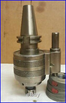 MACHINIST LATHE MILL Lyndex CAT40 SPINDLE SPEEDER C40HS-0016 CAT 40 X ER16