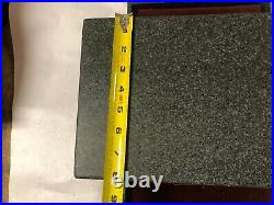 MACHINIST LATHE MILL Machinist DoAll Granite Surface Plate UdrOkcb