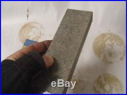 MACHINIST LATHE MILL Machinist Norton Washita WB Sharpening Stone in Box