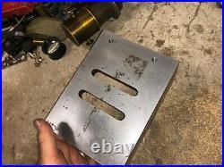 MACHINIST LATHE MILL Machinist Suburban Tool Angle Plate Fixture OfCe