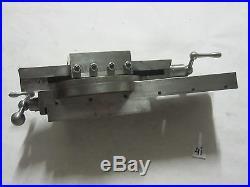 MACHINIST LATHE MILL Small Micro Jewelers Lathe Cross Slide Tools Attachment