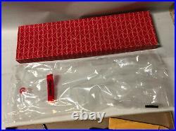 MACHINIST LATHE MILL Starrett C251B 14 1'3/4 Steel Beam Trammel Set BkCs