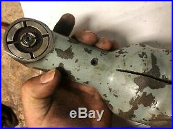 MACHINIST LATHE TOOLS MILL Bridgeport Milling Machine Right Angle Attachment
