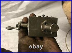 MACHINIST LATHE TOOLS MILL Hardinge Model C Slide Tool DrBm