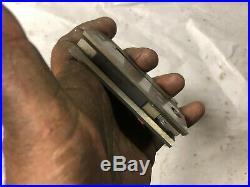 MACHINIST LATHE TOOLS MILL Kingman White No 250 Mini Sine in Box & Magnet DrBm