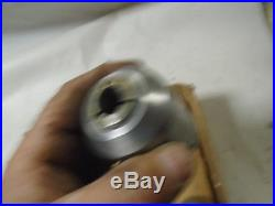 MACHINIST LATHE TOOLS MILL Machinist Bren Precision Collets and Chuck 1 1/2