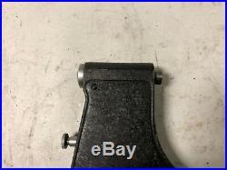 MACHINIST LATHE TOOLS MILL Mituotyo 3 4 Indicating Micrometer Gage ShB