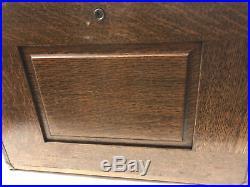 MACHINIST LATHE TOOL MILL Machinist Oak Gerstner Machinist Tool Box A 16 Long