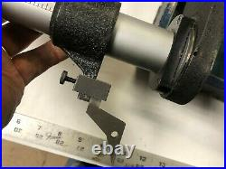 MACHINIST LATHE TOOL MILL Machinist Rare Montomeery Height Gage in Case ToRndCb