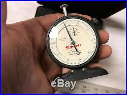 MACHINIST LATHE TOOL MILL Machinist Starrett 640 431 Dial Depth Gage Gauge OkCb