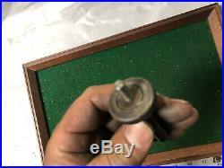 MACHINIST MILL LATHE MILL Micro Albrecht Keyless Drill Chuck 1.5 DrA