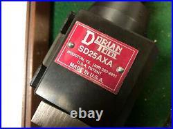 MACHINIST MILL LATHE UNUSED Dorian Quick Change Tool Post AXA DTI BkCs