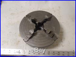 MACHINIST South Bend Atlas TOOLS LATHE MILL 8 4 Jaw 1 1/2 8 TPI Lathe Chuck