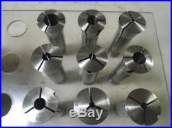 MACHINIST South Bend Atlas TOOLS LATHE MILL Lot of 6K Collets /f