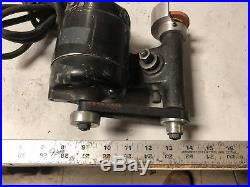 MACHINIST South Bend Atlas TOOLS LATHE MILL Small Lathe Tool Post Grinder