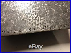 MACHINIST South Bend Atlas TOOL LATHE MILL NICE Scraped Surface Plate Gage