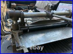 MACHINIST TOOLS LATHE DiArco 24 Shear No 24 HS InvSt