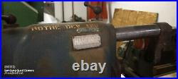 MACHINIST TOOLS LATHE Horizontal Hardinge MILL Machinist with arbor and mount