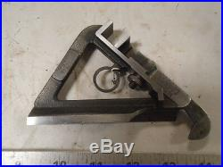 MACHINIST TOOLS LATHE MILLS Machinist Morse # 1 Gage Gauge Planer