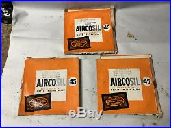 MACHINIST TOOLS LATHE MILL 3 Boxes of Airco Silver Brazing Alloy 45 GrnCb
