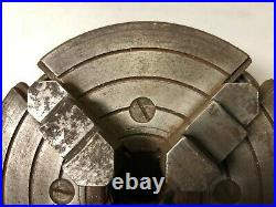 MACHINIST TOOLS LATHE MILL 6 4 Jaw South Bend Lathe Chuck 1 1/2 8 TPI OfCe