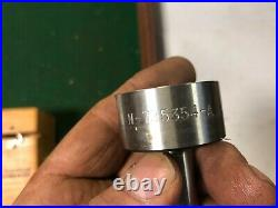 MACHINIST TOOLS LATHE MILL A A Industries Cylinder Block Gage in Box TpOkCb