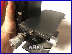 MACHINIST TOOLS LATHE MILL Axis Set Up Fixture with Mitutoyo Micrometers