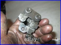 MACHINIST TOOLS LATHE MILL Boyer Schultz Roller Box Cutter Attachment 00 K #g