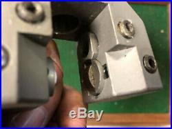 MACHINIST TOOLS LATHE MILL Brown & Sharpe 185 220 Knurling Tool DrZz