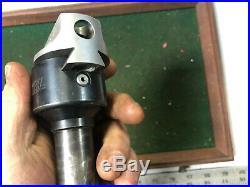 MACHINIST TOOLS LATHE MILL Criterion Adjustable DBL 202 Boring Head ShC