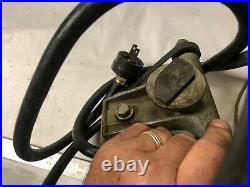 MACHINIST TOOLS LATHE MILL Dumore No 14 Tom Thumb Tool Post Grinder InVst