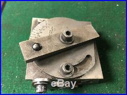 MACHINIST TOOLS LATHE MILL Eastern Tool Chaser Sharpening Grinding Fixture Bkcs