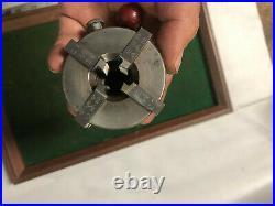 MACHINIST TOOLS LATHE MILL Geometric Die Head 9/16 D 5/8 Shank ShA InVst ShB