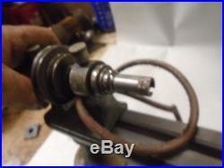 MACHINIST TOOLS LATHE MILL German Watchmakers Micro Boley Lathe N