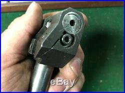 MACHINIST TOOLS LATHE MILL Hardinge TB 5/8 Knurling Tool DrZz