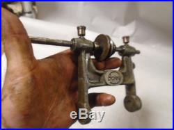 MACHINIST TOOLS LATHE MILL Jewelers Watchmakers Boley Lathe Counter Shaft