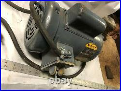 MACHINIST TOOLS LATHE MILL Large Baldor 1 1/2 HP Electric Motor