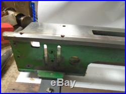MACHINIST TOOLS LATHE MILL Machinist 21 Long Lathe Bed