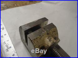 MACHINIST TOOLS LATHE MILL Machinist 2 3/4 Mill Drill Vise