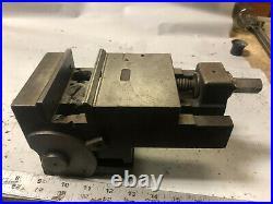 MACHINIST TOOLS LATHE MILL Machinist 4 Adjustable Angle Milling Vise OfCe