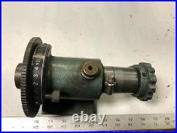 MACHINIST TOOLS LATHE MILL Machinist 5C Collet Indexer Spinning Fixture OfCe