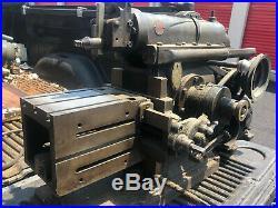 MACHINIST TOOLS LATHE MILL Machinist Atlas Shaper Machine Model 7B