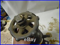 MACHINIST TOOLS LATHE MILL Machinist Boring Tool FIxture & 3 Jaw Lathe Chuck