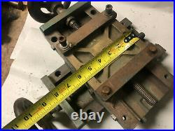 MACHINIST TOOLS LATHE MILL Machinist Cross Slide Fixture for Drill Mill OfCeDR