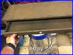 MACHINIST TOOLS LATHE MILL Machinist Dayton Riser Machinist Tool Box Bx BsmnT
