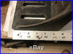 MACHINIST TOOLS LATHE MILL Machinist Eclipse England Angle Plate Fixture Block