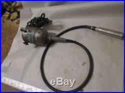 MACHINIST TOOLS LATHE MILL Machinist Foredom Rotary Grinder