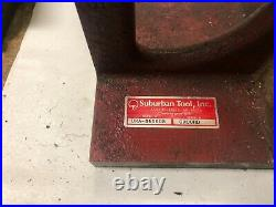 MACHINIST TOOLS LATHE MILL Machinist Ground Suburban Tool Angle Plate DrWy