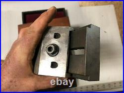 MACHINIST TOOLS LATHE MILL Machinist Herman Schmidt Grinding Vise 3 OfCe